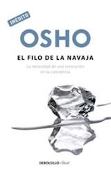 Papel FILO DE LA NAVAJA LA NECESIDAD DE UNA REVOLUCION EN LA CONCIENCIA (CLAVE) (RUSTICA)