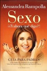 Libro Sexo Y Ahora Que Digo ?