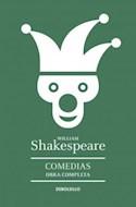 Papel COMEDIAS [SHAKESPEARE WILLIAM] (OBRA COMPLETA 1)
