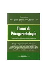 Papel TEMAS DE PSICOGERONTOLOGIA