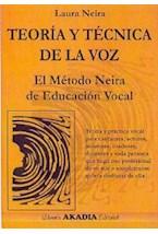 Papel TEORIA Y TECNICA DE LA VOZ