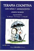 Papel TERAPIA COGNITIVA CON NIÑOS Y ADOLESCENTES APORTES TECNICOS