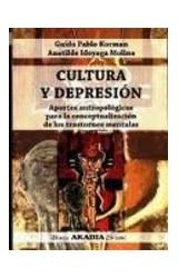 Papel CULTURA Y DEPRESION