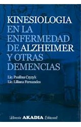 Papel KINESIOLOGIA EN LA ENFERMEDAD DE ALZHEIMER Y OTRAS DEMENCIAS