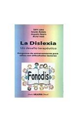 Papel DISLEXIA, LA UN DESAFIO TERAPEUTICO 2CDS