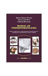 Papel MANUAL DE FONOESTOMATOLOGIA