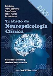 Papel Tratado De Neuropsicología Clínica. 2ª Ed.