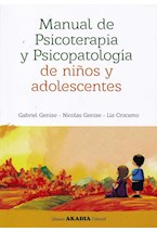 Papel MANUAL DE PSICOTERAPIA Y PSICOPATOLOGIA DE NIÑOS Y ADOLESCEN