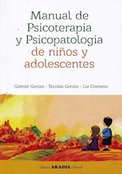Papel Manual De Psicoterapia Y Psicopatología De Niños Y Adolescentes