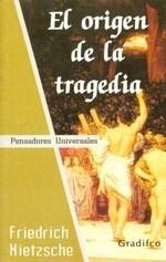 Papel Origen De La Tragedia, El