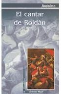 Papel CANTAR DE ROLDAN (COLECCION NOGAL) (RUSTICA)