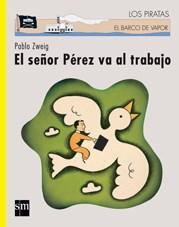 Papel El Señor Perez Va Al Trabajo