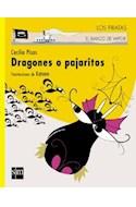 Papel DRAGONES O PAJARITOS (COLECCION LOS PIRATAS)