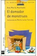 Papel DOMADOR DE MONSTRUOS (BARCO DE VAPOR BLANCO 12) (+5 AÑOS) (PRIMEROS LECTORES)