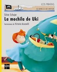 Papel La Mochila De Uki