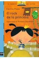 Papel ROCK DE LA PRINCESA (BARCO DE VAPOR AZUL) (7 AÑOS) (RUSTICA)