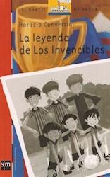 Libro La Leyenda De Los Invencibles