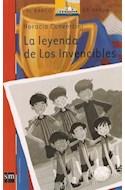 Papel LEYENDA DE LOS INVENCIBLES (BARCO DE VAPOR NARANJA) (9 AÑOS) (RUSTICA)
