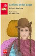 Papel TIERRA DE LAS PAPAS (BARCO DE VAPOR ROJO) (12 AÑOS)