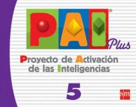 Papel PROYECTO DE ACTIVACION DE LAS INTELIGENCIAS 5 PLUS