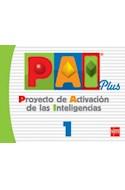 Papel PAI PLUS 1 S M PROYECTO DE ACTIVACION DE LA INTELIGENCIA