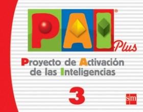 Papel PROYECTO DE ACTIVACION DE LAS INTELIGENCIAS 3 PLUS