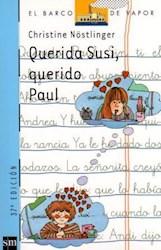 Libro Querida Susi  Querido Paul