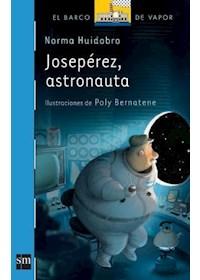 Papel Josepérez, Astronauta