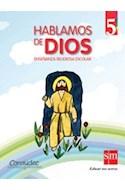 Papel HABLAMOS DE DIOS 5 S M ENSEÑANZA RELIGIOSA ESCOLAR (NOVEDAD 2011)