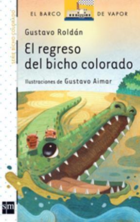 Papel El Regreso Del Bicho Colorado