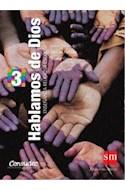 Papel HABLAMOS DE DIOS 3 SECUDARIO S M ENSEÑANZA RELIGIOSA ESCOLAR SECUNDARIA (NOVEDAD 2012)