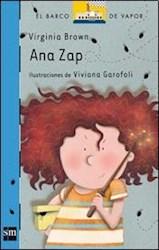 Libro Ana Zap