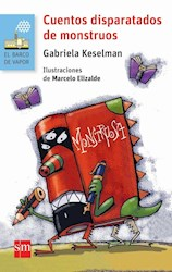 Libro Cuentos Disparatados De Monstruos