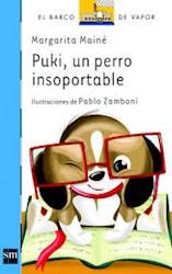 Libro Puki  Un Perro Insoportable