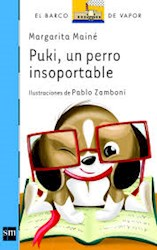 Papel Puki Un Perro Insoportable