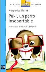 Papel PUKI UN PERRO INSOPORTABLE (COLECCION BARCO DE VAPOR AZUL) (+7 AÑOS) (ILUSTRADO)