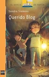 Libro Querido Blog