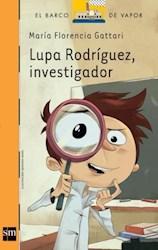 Libro Lupa Rodriguez