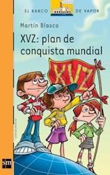 Libro Xvz  Plan De Conquista Mundial