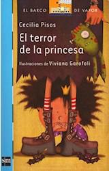 Papel TERROR DE LA PRINCESA (BARCO DE VAPOR AZUL) (7 AÑOS)