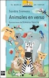 Libro Animales En Verso