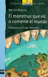 Papel Monstruo Que Va A Comerse El Mundo, El