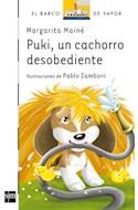 Papel PUKI UN CACHORRO DESOBEDIENTE (BARCO DE VAPOR BLANCO) (PRIMEROS LECTORES)