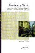 Papel Estadistica Y Nacion Una Historia Conceptual