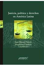 Papel JUSTICIA, POLITICA Y DERECHOS EN AMERICA LATINA