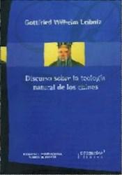 Libro Discurso Sobre La Teologia Natural De Los Chinos