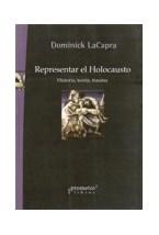 Papel REPRESENTAR EL HOLOCAUSTO. (HISTORIA, TEORIA, TRAUMA)