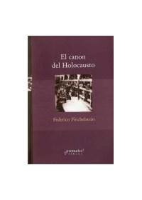 Papel Canon Del Holocausto, El