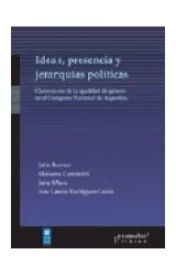 Papel IDEAS, PRESENCIA Y JERARQUIAS POLITICAS