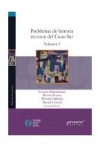 Papel PROBLEMAS DE HISTORIA RECIENTE 1 DEL CONO SUR VOLUMEN 1